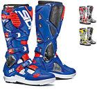 Sidi Crossfire 3 SRS Motocross Boots MX Dirt Bike Quad Enduro Racing All Sizes