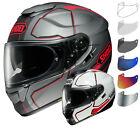 Shoei GT-Air Pendulum Motorcycle Motorbike Helmet & Visor Full Face Shield ACU