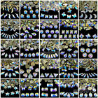 Top Czech AB Crystal Multi-Shape Flatback Rhinestone Nail Art Decoration DIY