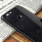 Jet Black Original Luxury New Shockproof Hard Mirror Case For iPhone 6 6s Plus
