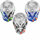 Shox MX-1 Delta Motocross ATV Quad Off Road Mx Pit Bike Moto-X Enduro Helmet