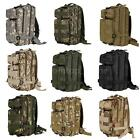 Men Women Outdoor Military Tactical Backpack Daypack Climbing Traveling Bag 30L
