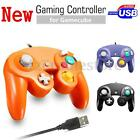 NEW Style USB Black Classic Controller PC Wired Gamepad For Gamecube