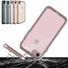 Hybrid Clear Back Shockproof Bumper TPU Case Cover for Apple iPhone 6 6S 7 Plus