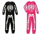 NWT Gymboree SKELETON Halloween Costume 2015 Pajamas Adult/Dad/Daddy/Mom/Mommy