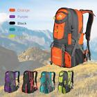 50L Outdoor Backpack Hiking Bag Camping Travel Waterproof Pack Mountaineering