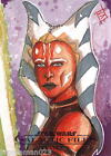 STAR WARS GALACTIC FILES SERIES 2 SKETCH CARD BY CHRIS DEE ( 100 MADE) CHOICE