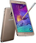 Samsung Galaxy Note 4 GSM N910S Factory Unlocked 32GB Smartphone Shadow LCD USED