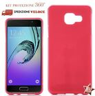 COVER CUSTODIA CASE IN GOMMA GEL SILICONE TPU per SAMSUNG GALAXY A5 6 2016 A510