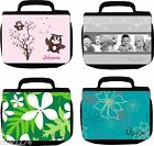 Toiletry bags Name Desired motif to hang up Toiletry bag black make-up bag