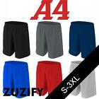 A4 Men's Polyester Woven Soccer Shorts. N5343