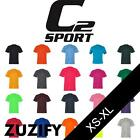 C2 Sport Youth Short Sleeve Performance T-Shirt. 5200
