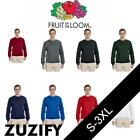 Fruit of the Loom Supercotton Crewneck Heavyweight Sweatshirt. 82300R