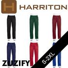 Harriton Ladies Tricot Track Pants. M391W