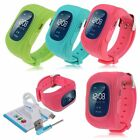 Monitor Children Smart GPS Tracking Device SIM Q50 Wrist Watch Tracter for Kids