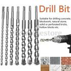 SDS Plus Masonry Hammer Drill Bits For Bosch Concrete Tungsten Carbide Tip 250mm