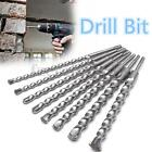 SDS Plus Masonry Hammer Drill Bits For Bosch Concrete Tungsten Carbide Tip 350mm