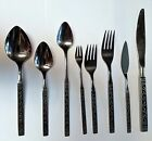 Oneida 1881 Rogers SPANISH COURT Vintage Stainless Flatware Variations