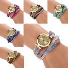 Luxury Bracelet Quartz Watches Women Casual Wrist Watches Clock 7 Colors