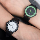 New Simple Couple Watches Stainless Steel Casual Women Men Quartz Wrist Watch