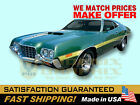 1972 Ford Gran Torino Decal & Stripe Kit