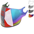 LS2 OF562 Airflow L Visor for Motorbike Helmet Open Face Clear Tint Replacement