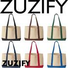 ZUZIFY Canvas Boat Tote Bag. RA0025