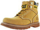 Caterpillar CAT Second Shift Men&#039;s 6&quot; Work Boots Soft Toe Leather <br/> AUTHORIZED RETAILER 2017 Line Genuine Leather Upp $100