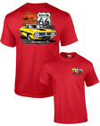 Dodge Charger RT Route 66 Adult T-Shirt
