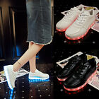 Adult Shoes led Fashion High quality LED Shoes Men With Colorful Luminous Light