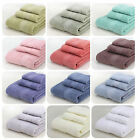 Hot 7 Colors Chosing 3 Piece 100% Egyptian Cotton 500 Gram Bath Towel Towels Set