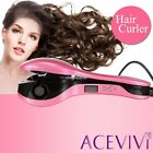 Women Hair Care Professional LCD Display Automatic Hair Curler Styling N98B