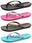 Ipanema Brasil Jewel II Womens Summer Flip Flops ALL SIZES AND COLOURS