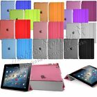 Smart Stand Case Cover For APPLE iPad2/3/4 Air1/2 Mini1/2/3