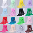Kyпить NEW Fashion Women Long Soft Wrap Lady Shawl Chiffon Silk Scarf Scarves на еВаy.соm