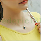 Creative Silver pendant contracted fashion jewelry item and stone necklace