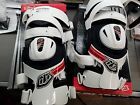 Troy Lee Designs Catalyst X Knee Brace System White SMALL XXL Motorcycle