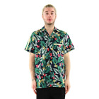 New EPTM. by Epitome Casual Men's Aloha Floral Print Button Up Bowling Shirt
