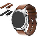 New Replacement Leather Bracelet Strap Watch Band For Samsung Gear S3 Frontier