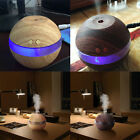 USB LED Ultrasonic Air Aroma Humidifier Essential Oil Diffuser Home Purifier