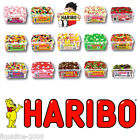 1 X FULL OF TUB HARIBO PARTY FAVOURS TREATS FLYERS FULL BOX WEDDING CANDY BOX
