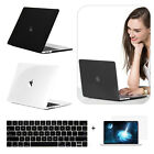 """For MacBook Pro 13"""" Case 2016 with/out touch Bar Clear Crystal Matte Hard Cover"""