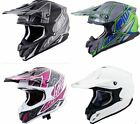 Scorpion EXO VX-34 Off-Road MX Helmet Sprint Graphic Adult Sizes