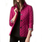 Burberry Brit Women's Copford Diamond Quilted Jacket $595 NEW