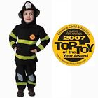Deluxe Fire Fighter Dress Up Costume Set