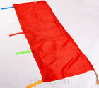 5 FT ! BUDDHISM WIND HORSE PRAYER FLAG WHOLESALE : RED YAMANTAKA PROTECT SUTRA