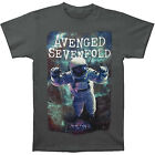 FEA Avenged Sevenfold Spaceman Short Sleeve T-shirt