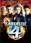 Fantastic Four (DVD, 2007, 2-Disc Set, Extended Edition) WORLD SHIP AVAIL