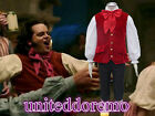 Movie Beauty and the Beast Lafou Cosplay Costume Halloween Men's Fancy Dress