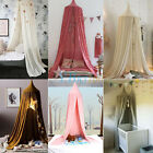 Baby Bedding Dome Round Canopy Netting Mosquito Bed Curtain Net Kids Room Decor